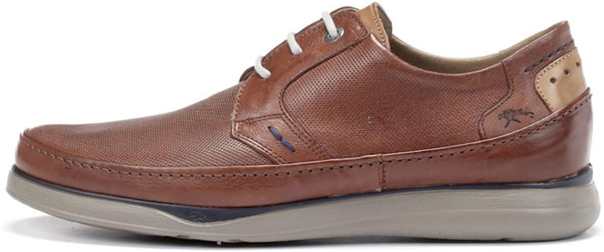 Fluchos Zapato Hombre con Cordones FUCHOS, Color libano
