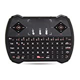 VENSMILE V6A 2.4GHz Mini Wirelesss Touchpad Keyboard Handheld Remote Control for PC, PAD, XBox 360, PS3, S4 ,Android and Google Smart TV XBMC TV Box