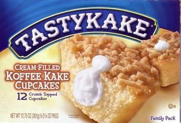 Tastykake Coffee Cake