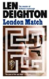 London Match by Len Deighton front cover