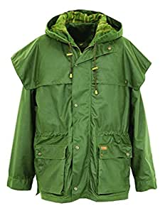 Outback Trading Swagman Jacket SM Brewster Green