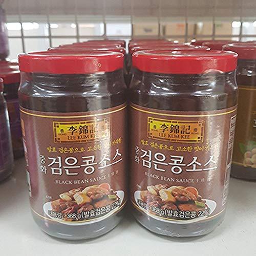 Lee Kum Kee Black Bean Sauce 368g