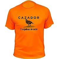 Camisetas de Caza, Cazador y Orgulloso de Serlo