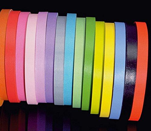Cinta adhesiva 25 mm de ancho, 12 m timemed 140251p