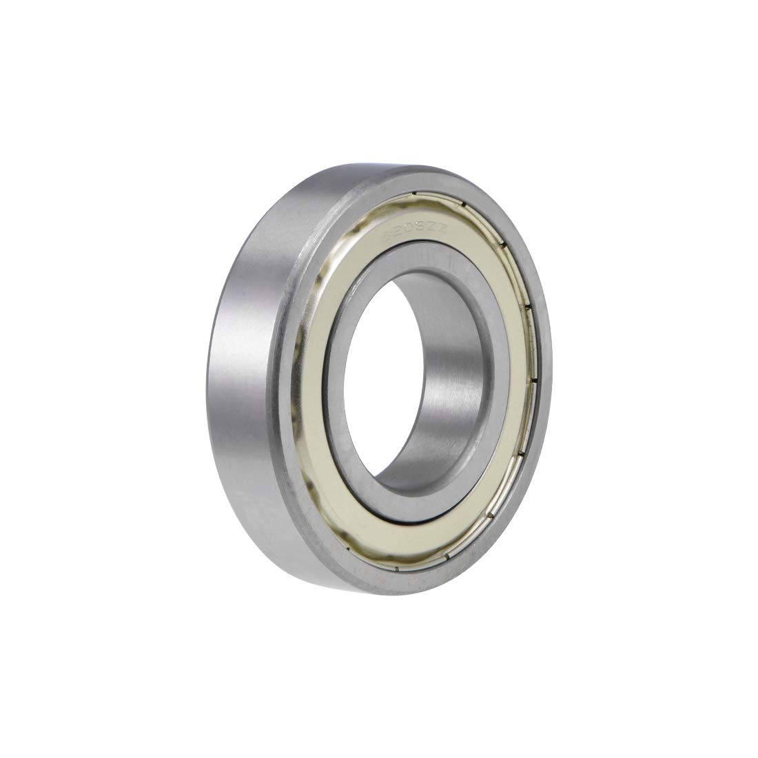 6208-ZZ Shielded Radial Ball Bearing,40x80x18mm