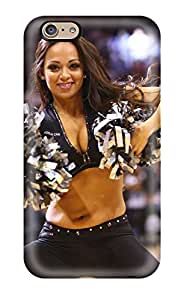 New Style san antonio spurs cheerleader basketball nba NBA Sports & Colleges colorful iPhone 6 cases 4508194K989151630