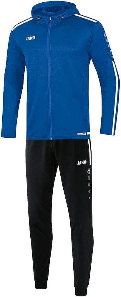Hombre JAKO Striker 2.0 Mit Kapuze Ch/ándal de poli/éster