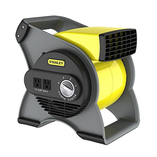 Stanley 655704 High Velocity Blower Fan, - Blower Floor