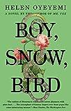 Image of Boy, Snow, Bird