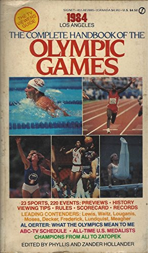 - The Complete Handbook of the Summer Olympic Games: 1984 Los Angeles