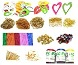 Best Cms For Lovers Kitchens - GOELX Silk Thread Diy Jumka Earring Making/ Learning Review