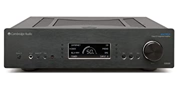 Cambridge Audio 851A - Amplificador de transistores, negro
