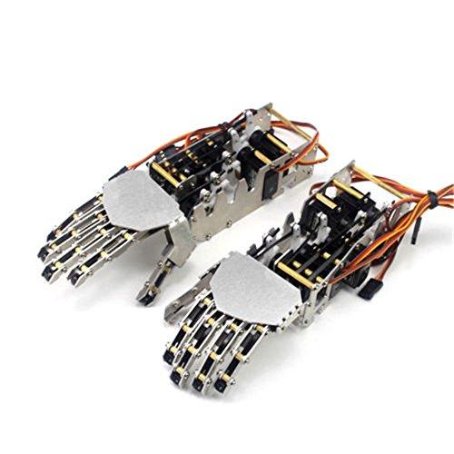 Sainsmart 5 Dof Humanoid Robotic Arm   Hand