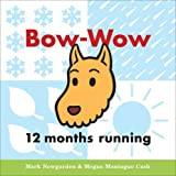Bow-Wow 12 months running (Bow-Wow Book: All about Months)