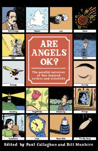 Are Angels OK?: The Parallel Universes of New Zealand Writers and Scientists