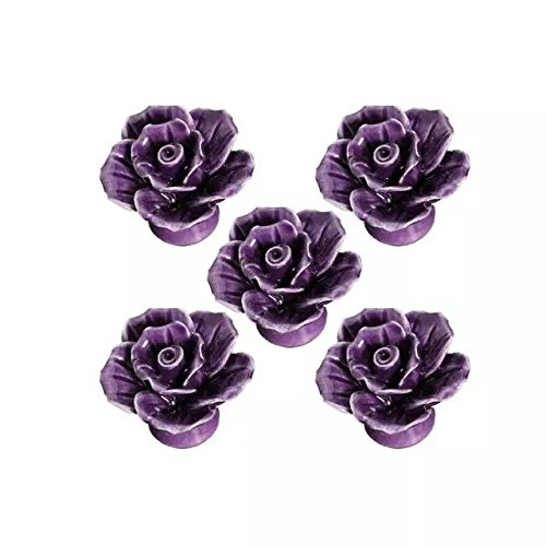 purple bedroom door knobs - 9