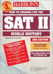 How to Prepare for the SAT II: World History (Barron's SAT Subject Test World History)