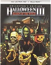 Halloween III: Season of the Witch (1982) - Collector's Edition [4K UHD] [Blu-ray]
