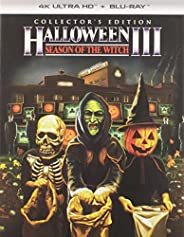 HALLOWEEN III: Season of the Witch - Collector's Edition [4K
