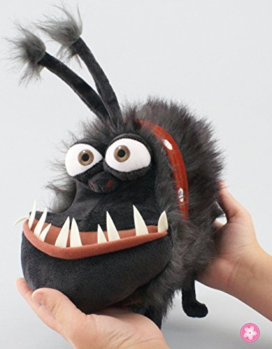 Gru Costume Nose (Despicable Me 2 Minion Plush Dog – Kyle 15 Black, OneSize)