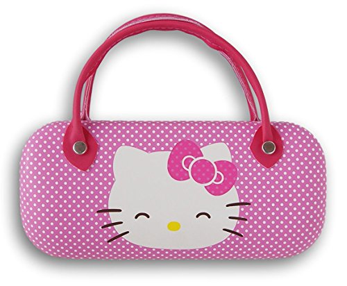 Hello Kitty Purse Style Hard Shell Glasses - Glasses With Kitty Hello