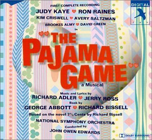 The Pajama Adventurous enough (1996 London Studio Cast)