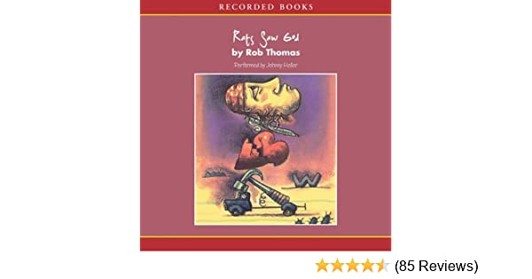 0dc4bd51ef2afc Amazon.com: Rats Saw God (Audible Audio Edition): Rob Thomas, Johnny  Heller, Recorded Books: Books