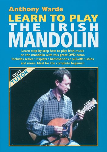 Learn to Play the Irish Mandolin by Waltons