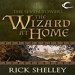 The Wizard at Home Audiobook