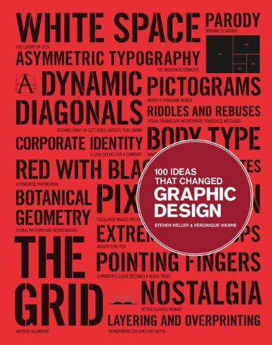 100 Ideas that Changed Graphic Design ePub fb2 ebook