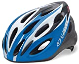 Cheap Giro Transfer Sport Helmet (Cyan Blue/White Icons)