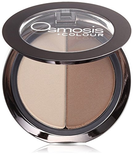Eye Care Duo - Osmosis Skincare Eye Shadow Duo, Truffle Bliss