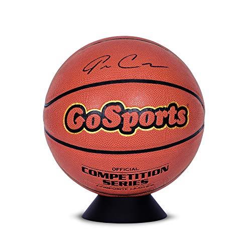 GoSports-Memorabilia-Ball-Stand-and-Sports-Ball-Holder-3-Pack-Matte-Black