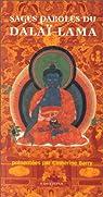 Sages paroles du Dalaï Lama par Dalaï-Lama