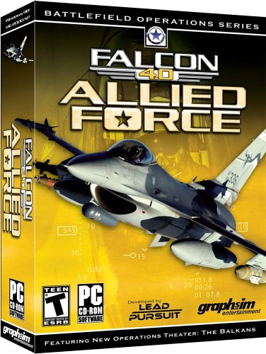 Falcon 4.0: Allied Force - (Allied Manual)