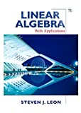 img - for Linear Algebra with Applications (7th Edition) book / textbook / text book