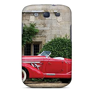 LrY4626ARbf Anti-scratch Case Cover Mimorton Protective Auburn Speedster Case For Galaxy S3