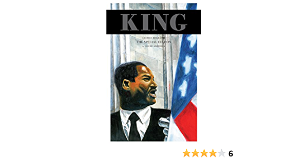 Download King The Complete Edition A Comics Biography Of Martin Luther King Jr By Ho Che Anderson