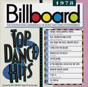 amazon billboard top dance 1978 various artists クラシック