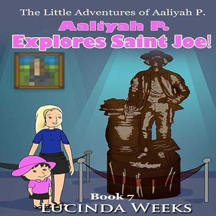 Aaliyah  P. Explores Saint Joe!