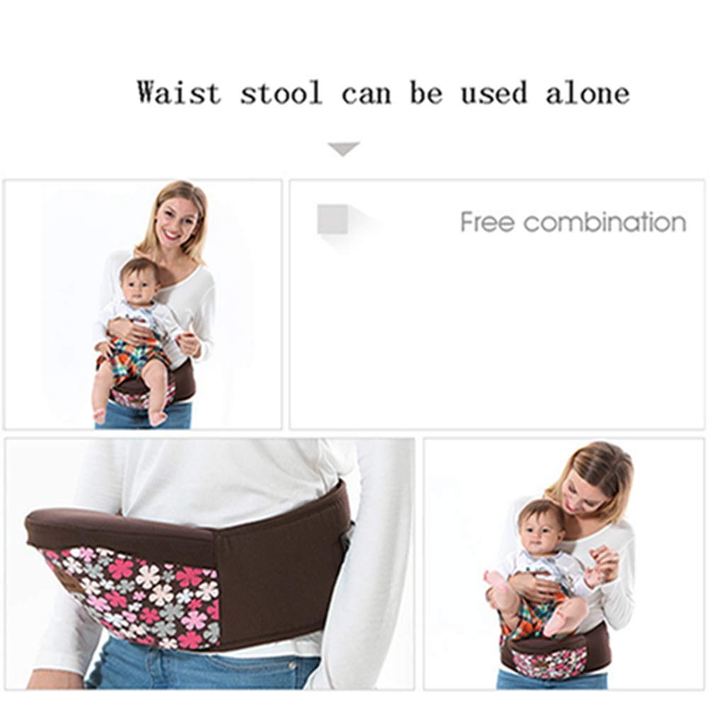 Baby Strap Waist Stool Multi-Function Baby Waist Stool Detachable Hold Baby Waist Stool