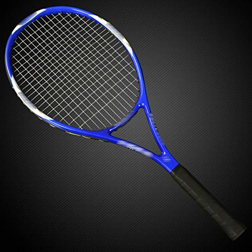 Tennis Racket Professional Wear Resistant and Unisex Ultra Light Single Shot Single Practice Training Fitness Composite Carbon