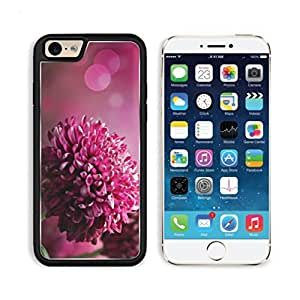 Pink flower bubble Petal leaves Mogo Outlet iPhone 6 Cover Premium Aluminium Design TPU Case Open Ports Customized Made to Order