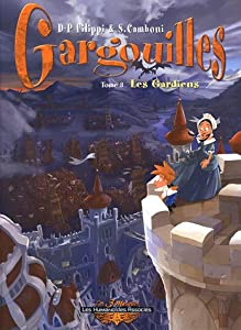 "Afficher ""Gargouilles n° 3 Les gardiens"""