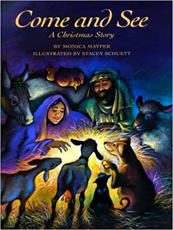 come and see a christmas story monica mayper 9780060235260 amazoncom books - What Year Did A Christmas Story Come Out