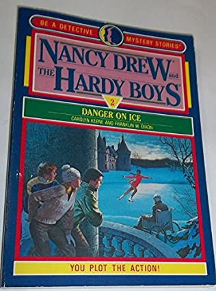 book cover of Danger On Ice