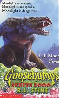 Exceptional Goosebumps Series 2000 #22:Full Moon Fever Part 12