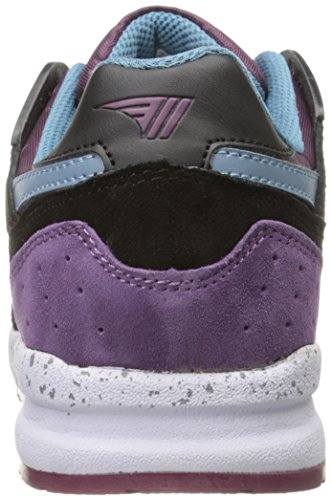 Gola Kvinners Shinai Cla706 Mote Sneaker Lilla / Svart / Flint