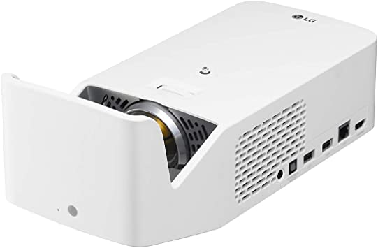 LG Ultra HD Laser DLP Short-Throw Home Theater Projector w// Built-in Speakers