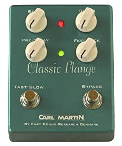 Carl Martin Vintage Series CLSCFLNG Classic Flange Guitar Pedal